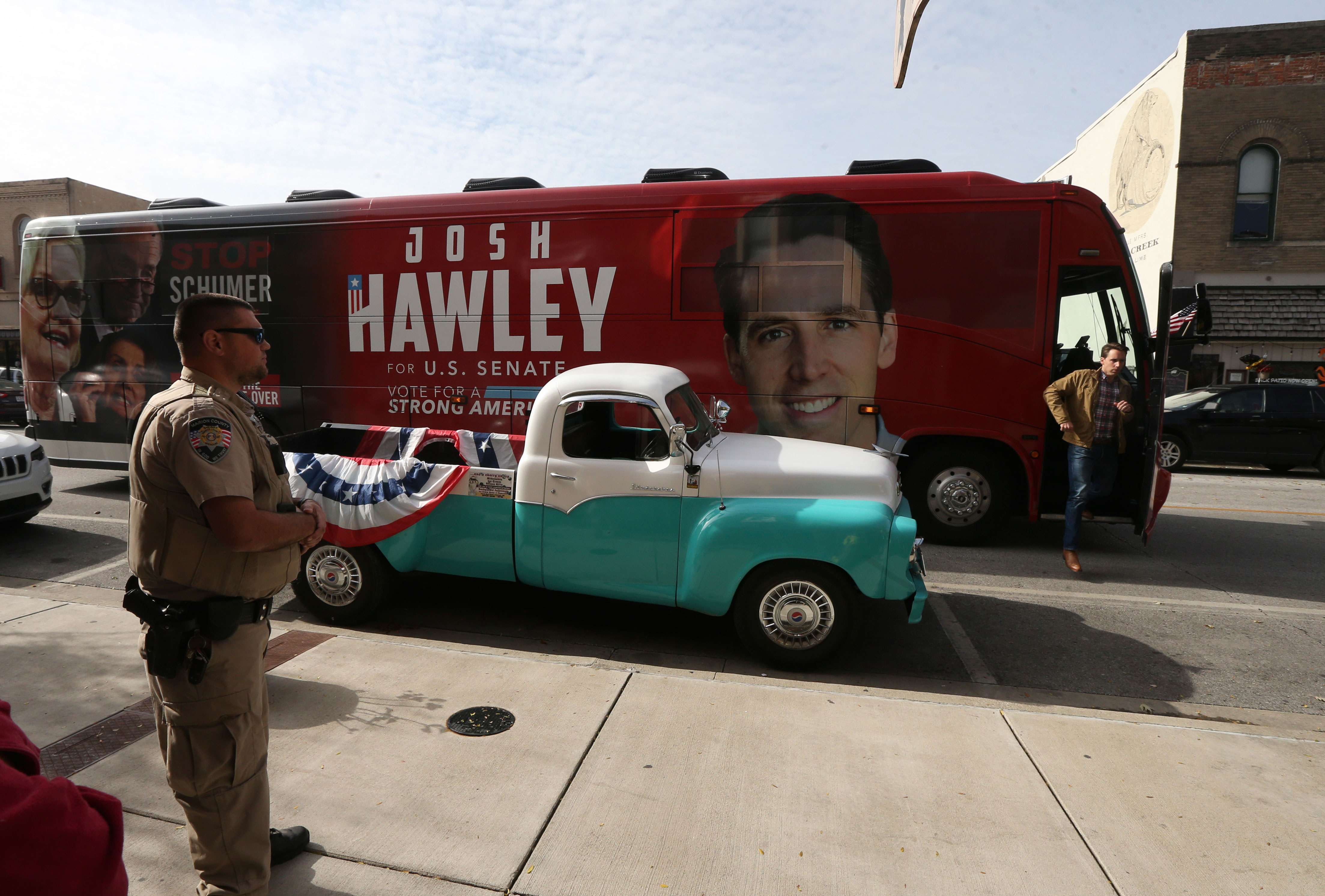Josh Hawley Goes to Washington